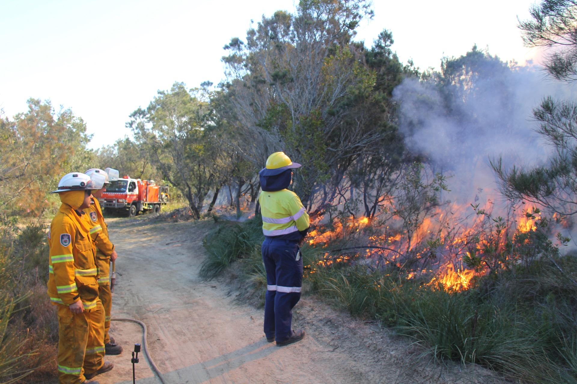 Central Coast Bush Fire Risk Management Plan